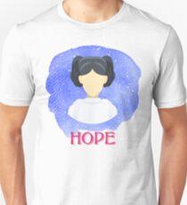 HOPE - Princess Leia Unisex T-Shirt