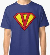 Super V Classic T-Shirt