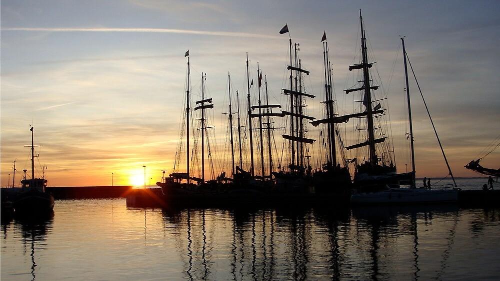 Danish Port by jws231