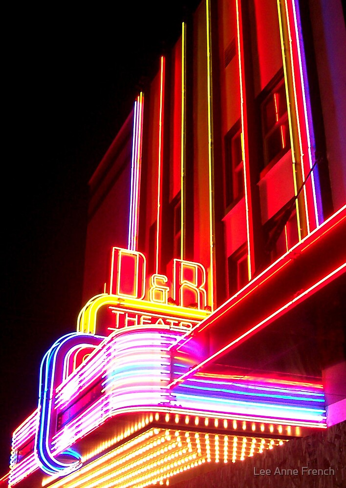 Marquee 3 by Lee Anne French