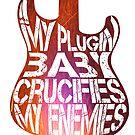 « Muse Plugin Baby - big guitar » par clad63