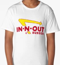 In n Out - Burger Long T-Shirt