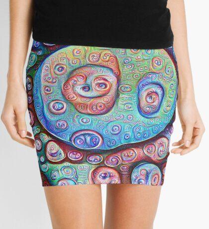 #DeepDream Ice Mini Skirt