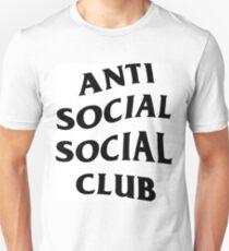 ANTI SOCIAL Unisex T-Shirt