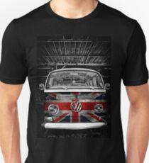 Volkswagen combi UK T-Shirt