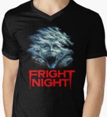 Fright Night Men's V-Neck T-Shirt