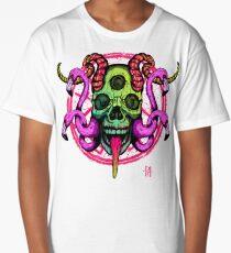 Neon Death Long T-Shirt