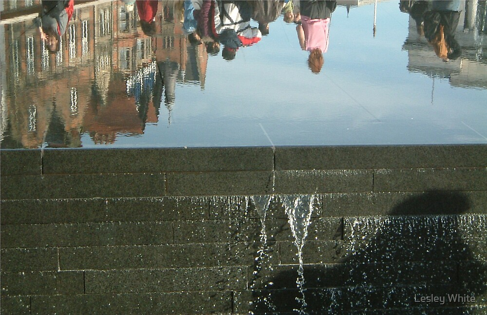 reflections 2 by Lesley White