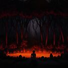 Unending Fire by Samuel Hardidge