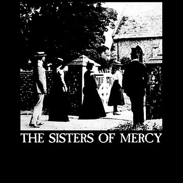 The Sisters of Mercy - The Worlds End - The Damage Done by createdezign