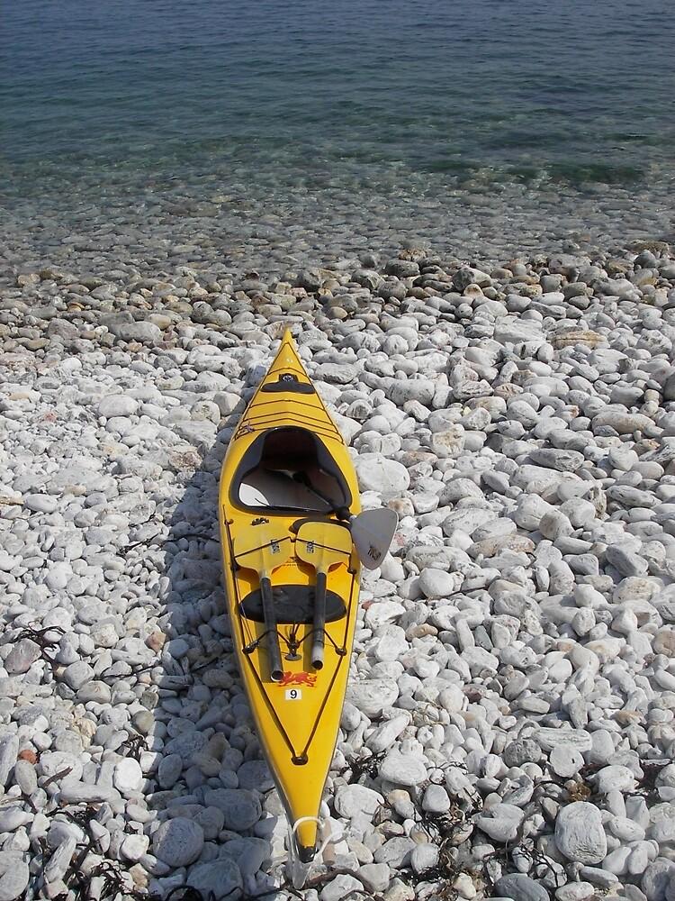 Sea Kayak, North Wales by jws231
