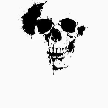 African Skull by Treadmark