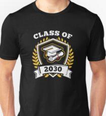Class of 2030 - Class of 2030 Graduation T-Shirt Unisex T-Shirt