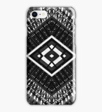 Mirrored - Recording Console iPhone Case/Skin