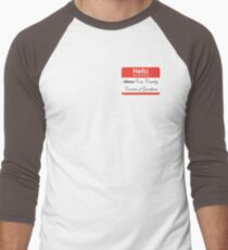 Hello badge (Cora) T-Shirt