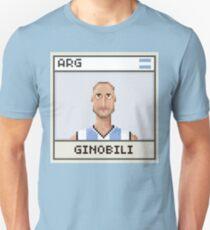 Manu Ginóbili - Arg Unisex T-Shirt