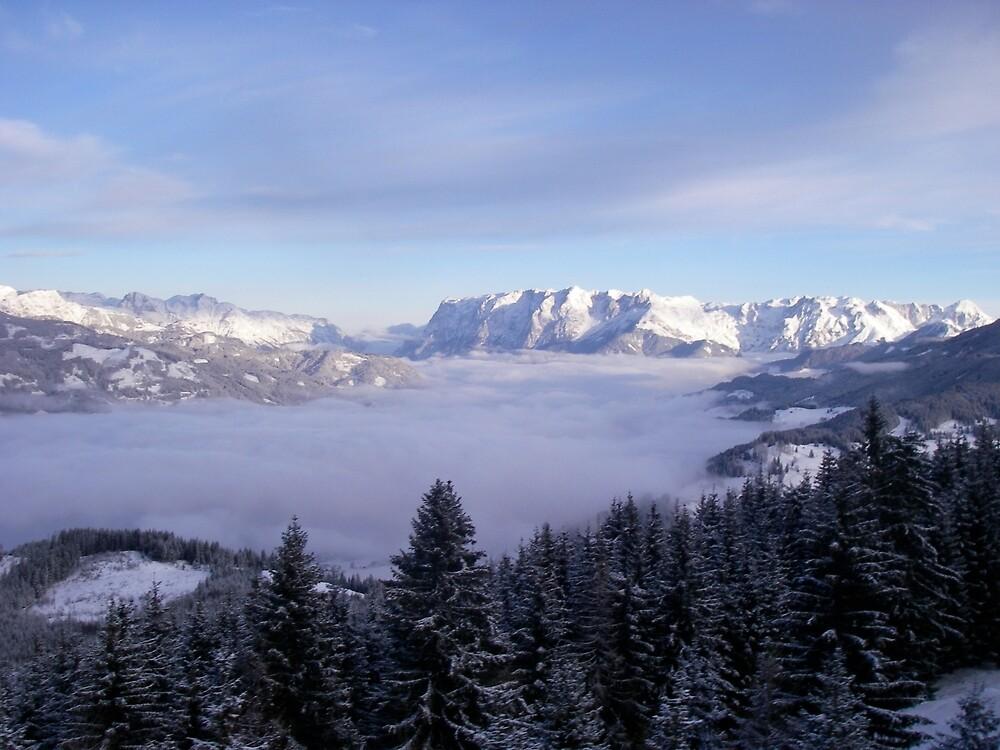 Austrian Alps by jws231