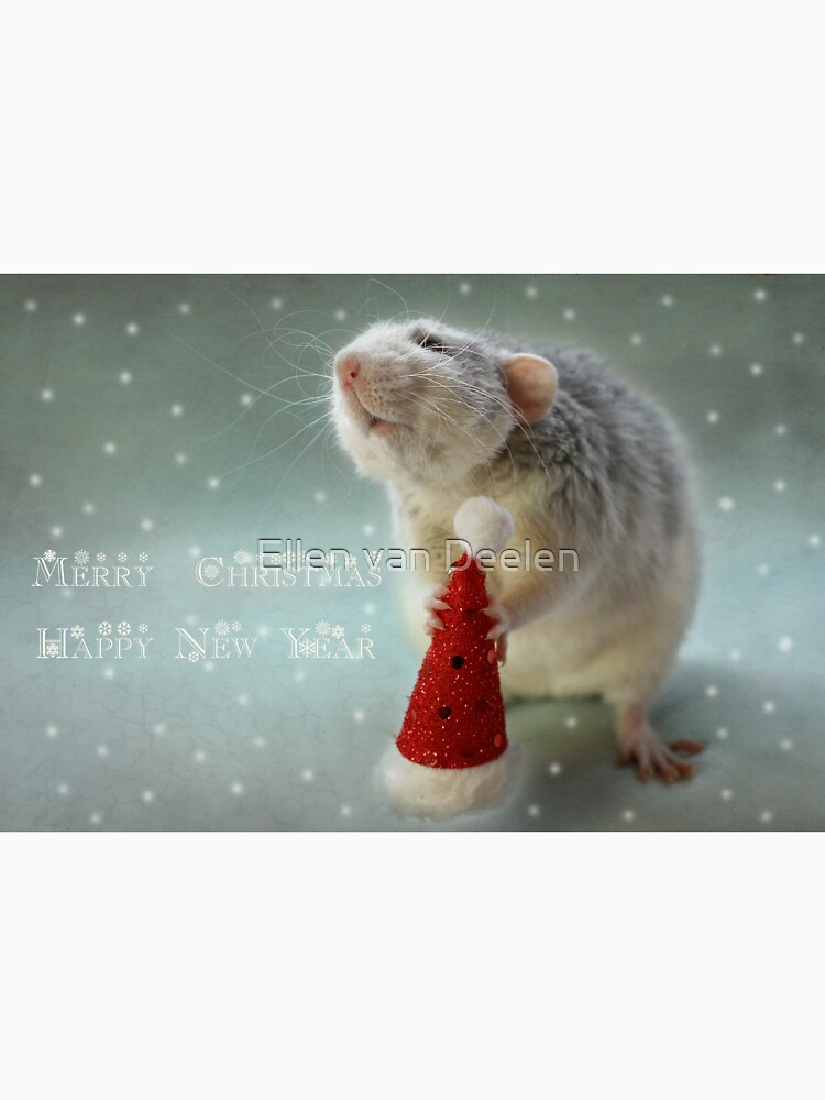 Merry Christmas and Happy new year! by Ellen