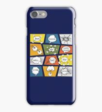 Reading Is My Super Power Well That And Flying for Comic Book & Graphic Novel Fans iPhone Case/Skin
