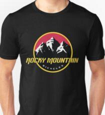 rocky mountain bike Unisex T-Shirt