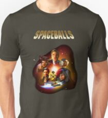 Spaceballs - Reworked Poster Unisex T-Shirt