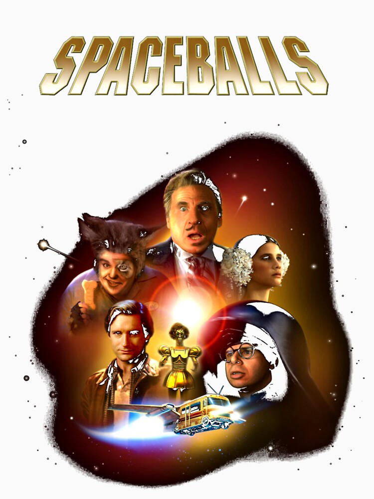 Spaceballs - Reworked Poster by UnconArt