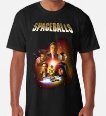 Spaceballs - Überarbeitetes Plakat Longshirt