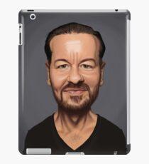 Celebrity Sunday - Ricky Gervais iPad Case/Skin