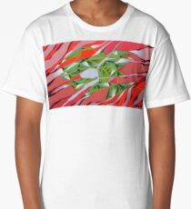 The cities of Mars Long T-Shirt