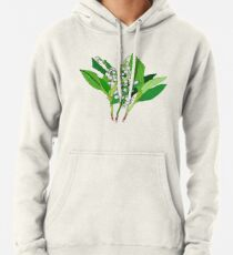 Lilly of the Valley Pullover Hoodie
