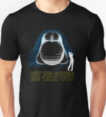 May The Course Be With You Golf Shirt Unisex T-Shirt