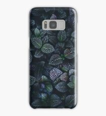 Beautiful Photo of Forest Leaves Samsung Galaxy Case/Skin