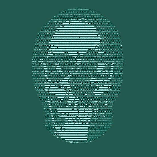 Techno Cyberpunk Cool Creepy Retro AI by Sid3walk Art