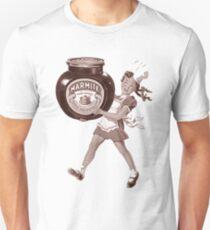 Vintage British Advert 1940s 1950s Unisex T-Shirt