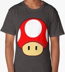 Super Mushroom Long T-Shirt