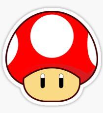 Super Mushroom Sticker