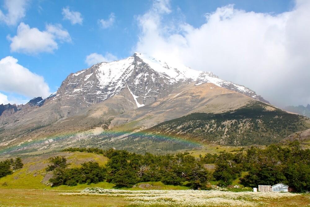 Rainbow Mountain, Chile by jws231