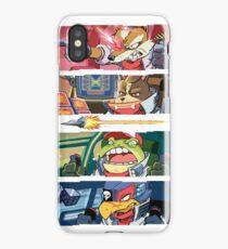Star Muppets Fox iPhone Case