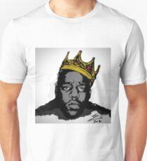 Biggie Smalls Crown Unisex T-Shirt