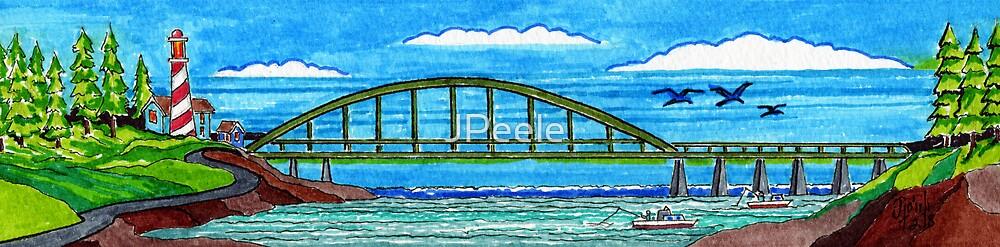 Bridge at the Bar by James Peele
