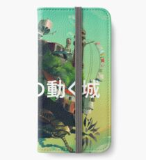 Howl's Moving Castle iPhone Wallet/Case/Skin