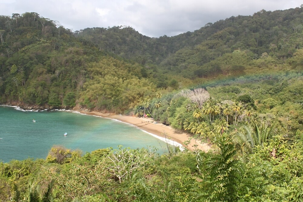 Rainbow Beach, St Lucia by jws231