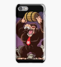 Dragon Donkey Kong Ball iPhone Case/Skin