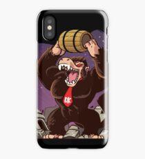 Dragon Donkey Kong Ball iPhone Case/Skin