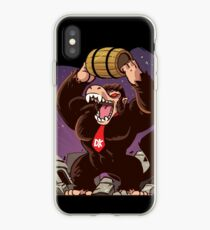 Dragon Donkey Kong Ball iPhone Case