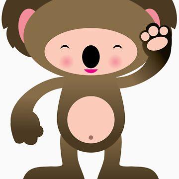 Manga - Cute Koala Bear!  by Superokay