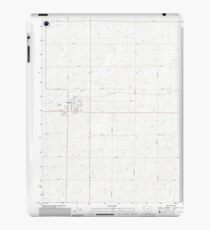 USGS TOPO Maps Iowa IA Remsen 20130416 TM iPad Case/Skin