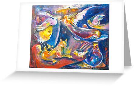 """""""El Greco"""" my Puppy by CrismanArt"""