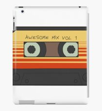 Awesome Mix vol.1 iPad Case/Skin