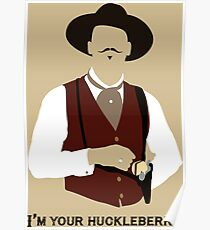 Tombstone: That's Just My Game Poster